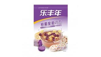 紫薯星星之恋冲调藕粉